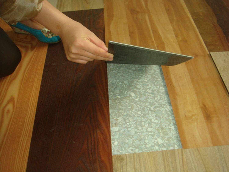 Has Your Vinyl Floor Been Damaged? Repairing Is Easy If