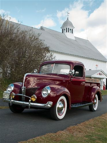 Come Check Out Jim Lowrey Sr 1940 Ford Pickup With Dupont Paint And Go