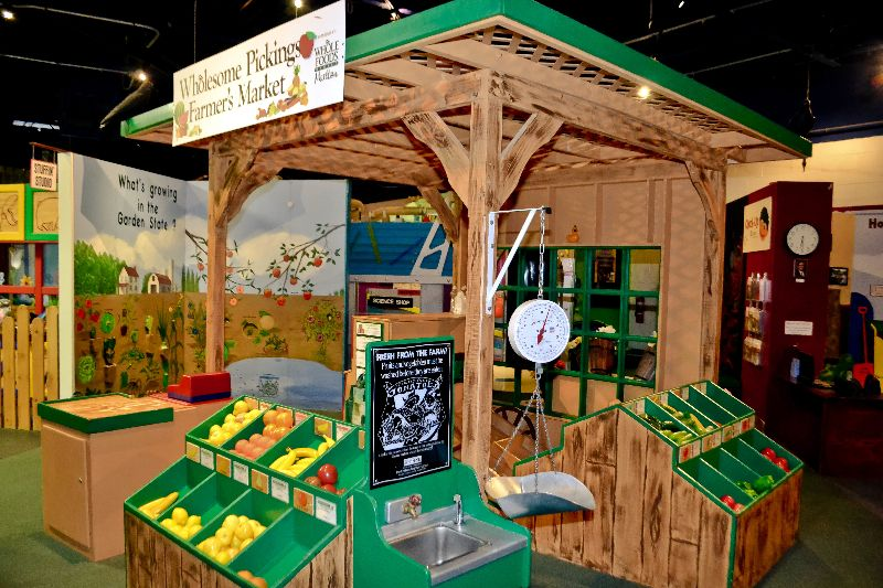 Cherry Hill, NJ Garden State Discovery Museum is an