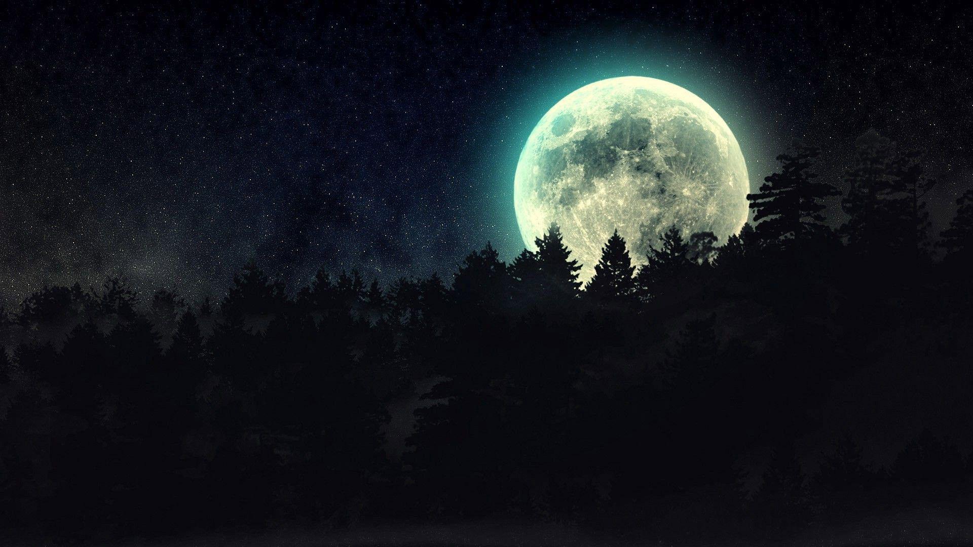 Full Moon Wallpapers HD Best Wallpaper HD Wallpaper