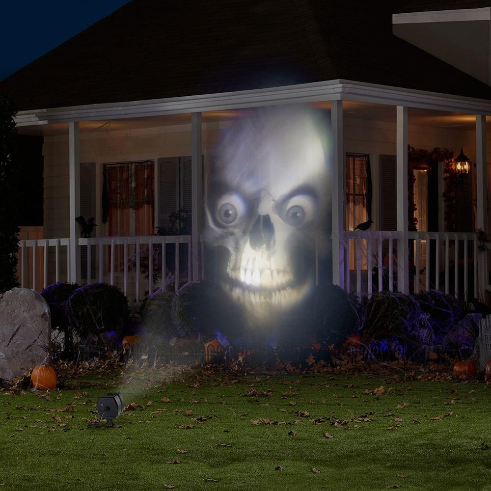 LightShow Animated Outdoor Projection FadeSteady White
