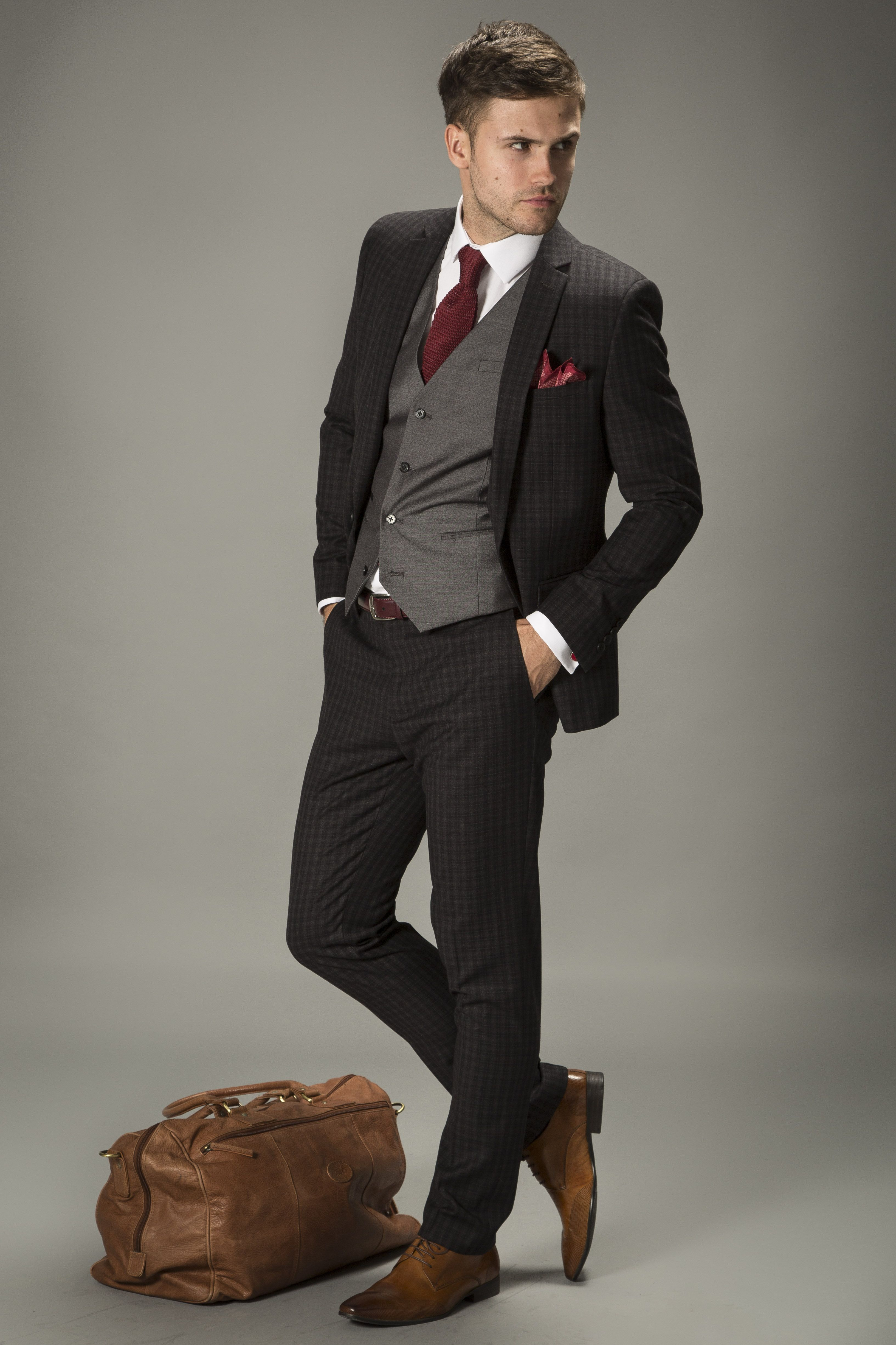 Men looks attractive only if they wear Suits. Visit