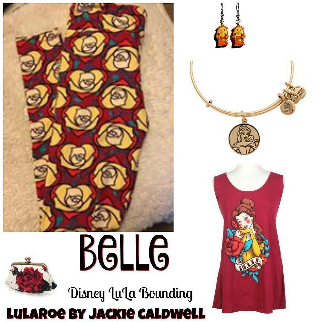 Belle Disney LuLa Bounding! disneybounding