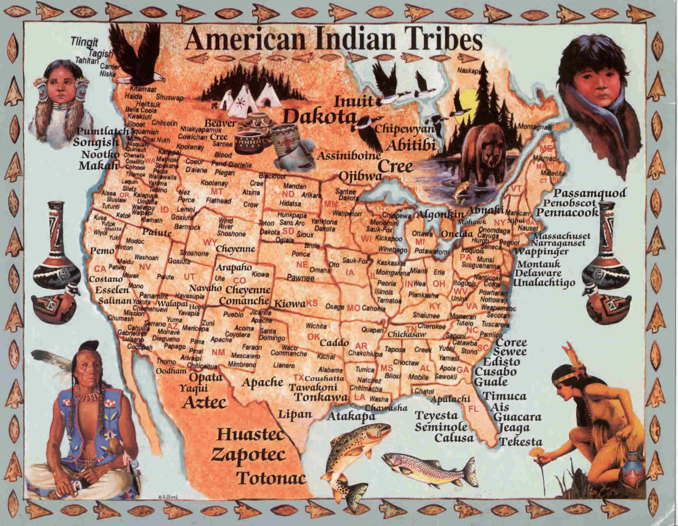 Native American First Nations Indigenous