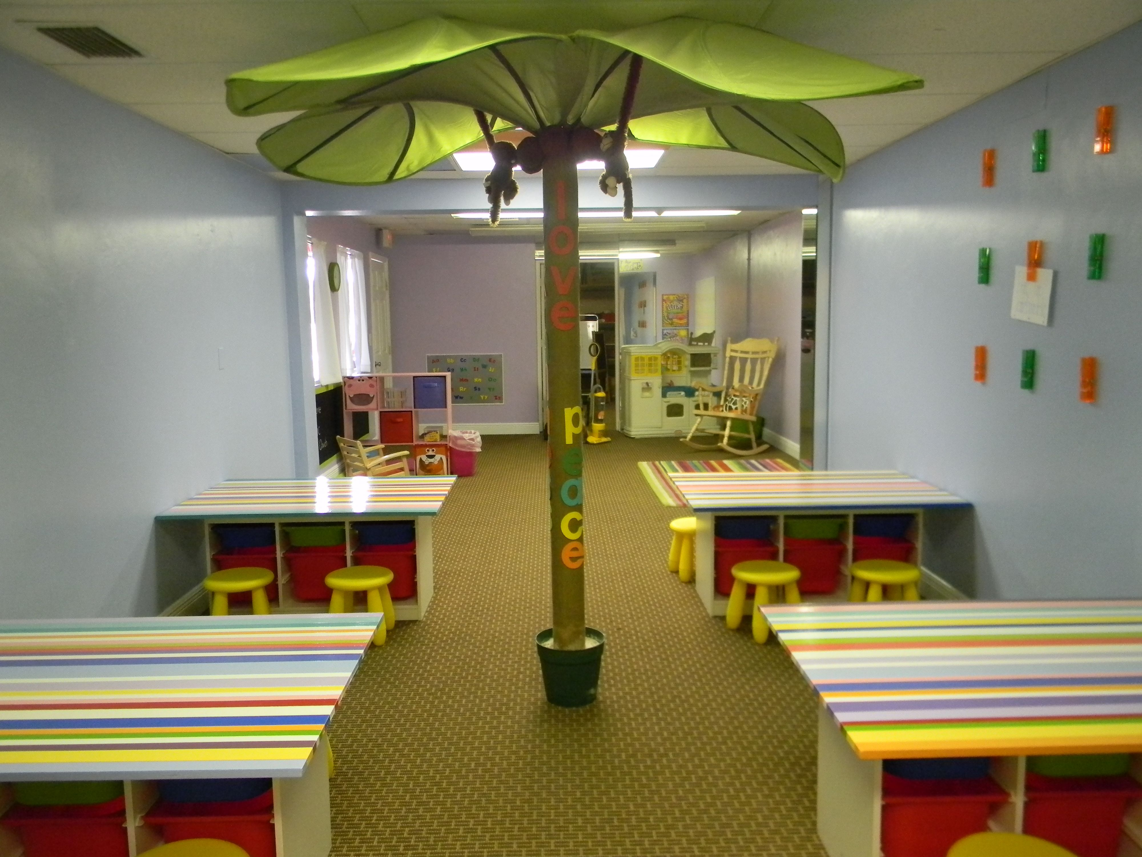 Children S Church Makeover On A Budget