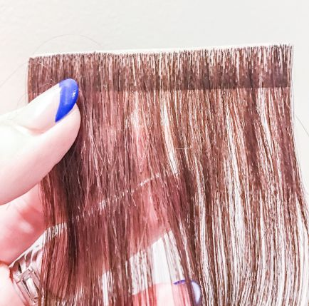 My personal experience with tape in hair extensions luxicon my personal experience with tape in hair extensions pmusecretfo Image collections