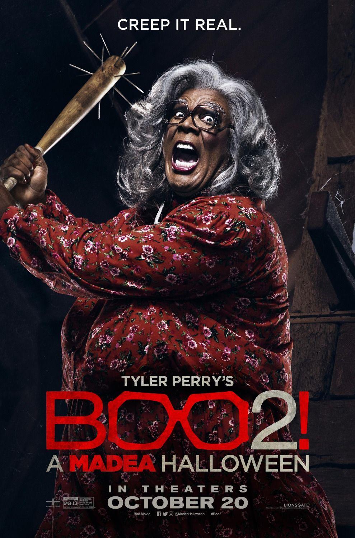 Boo 2 A Madea Halloween new poster > https//teaser