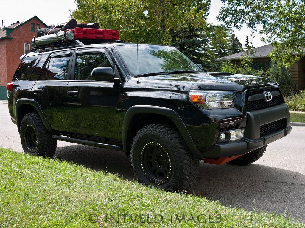 offroad 4runner camper GY Wrangler Silent Armor, 265