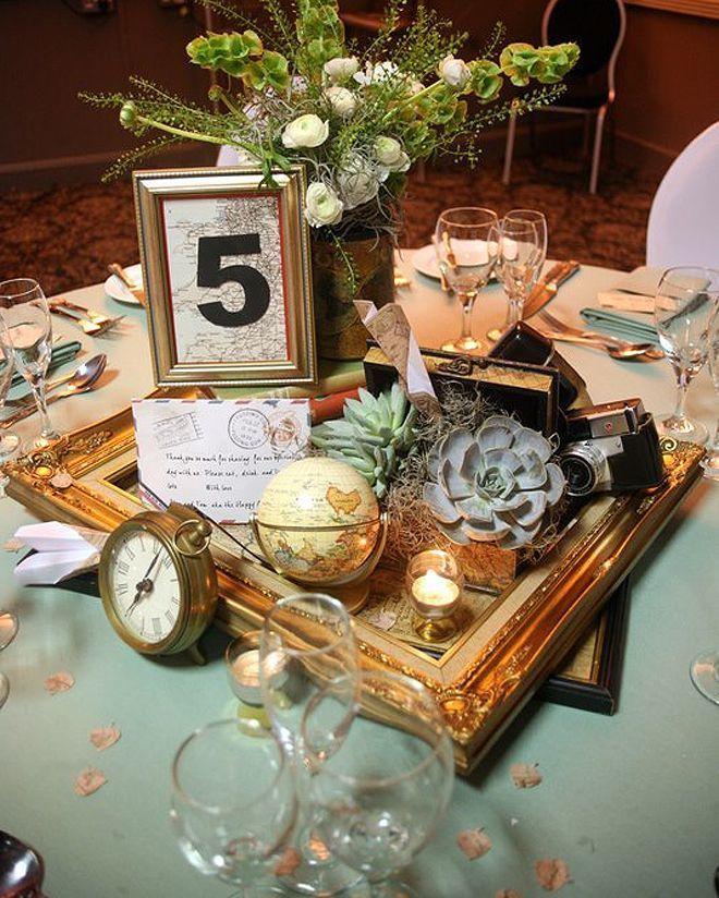ピクチャーフレームの活用法♡額縁でおしゃれウェディングアイテムをDIY♩ Amelie and Wedding