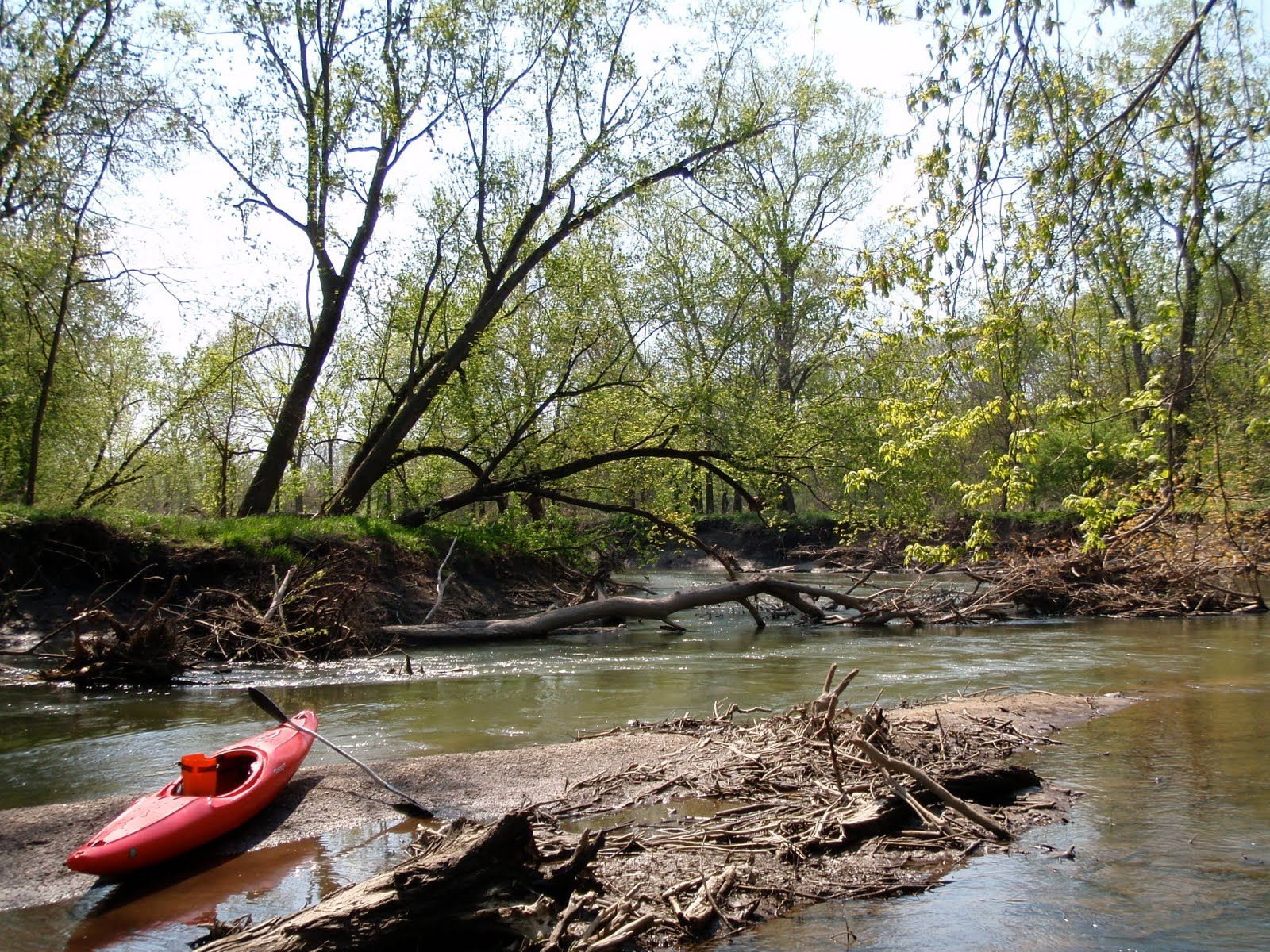 Kayaking Mackinaw River, IL Favorite Places & Spaces