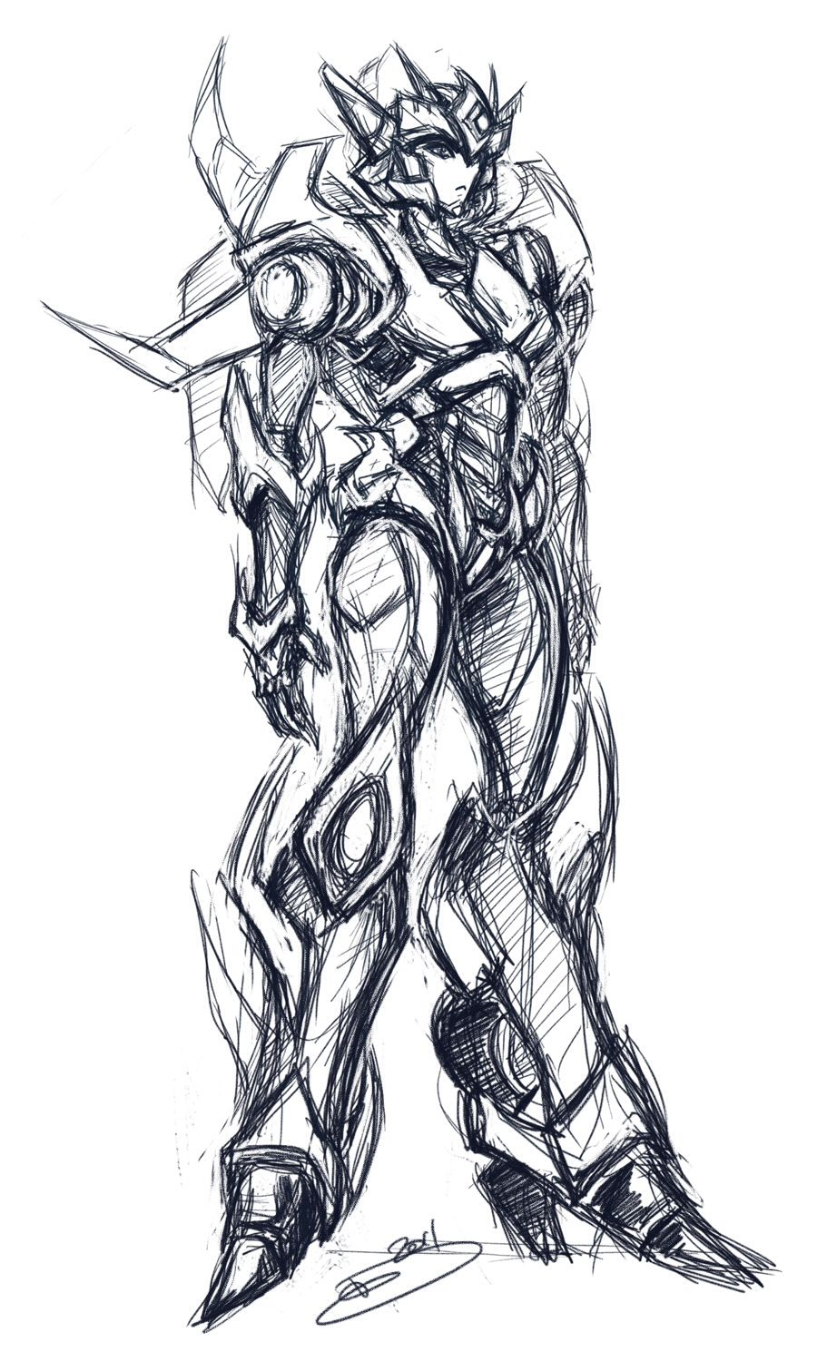 Elita One TFP concept, love her so so much, really wish