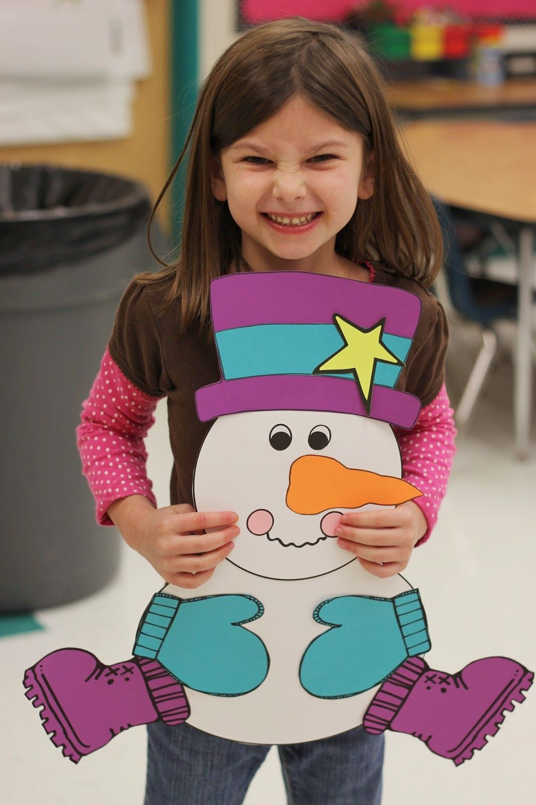Kindergarten Smiles Winter