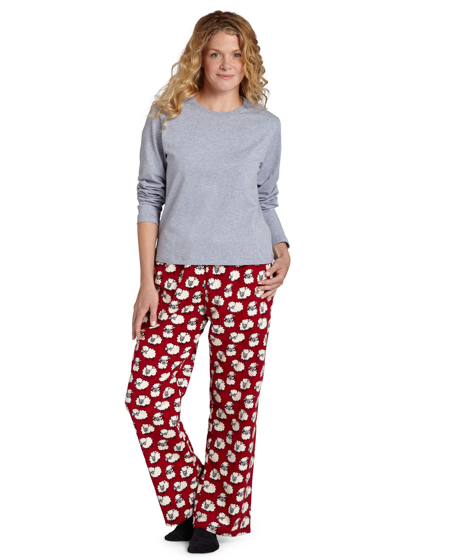 Gift Ideas for 50 or less Women's Cozy Flannel Printed