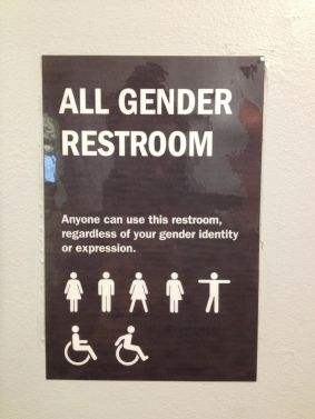 Image result for intergender bathrooms