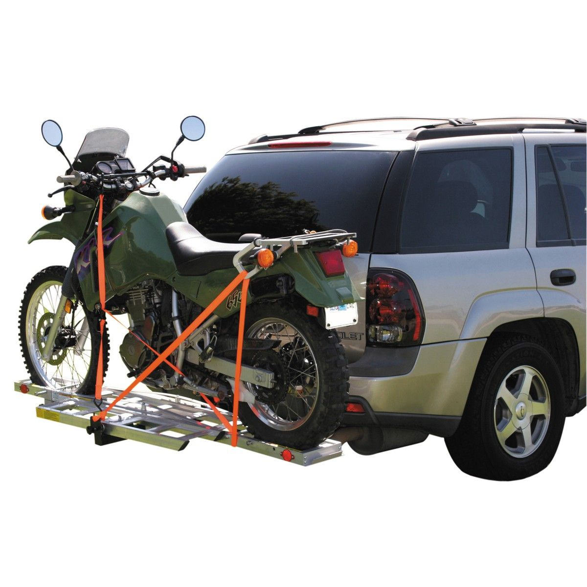 400 lb. ReceiverMount Motorcycle Carrier Moto bike
