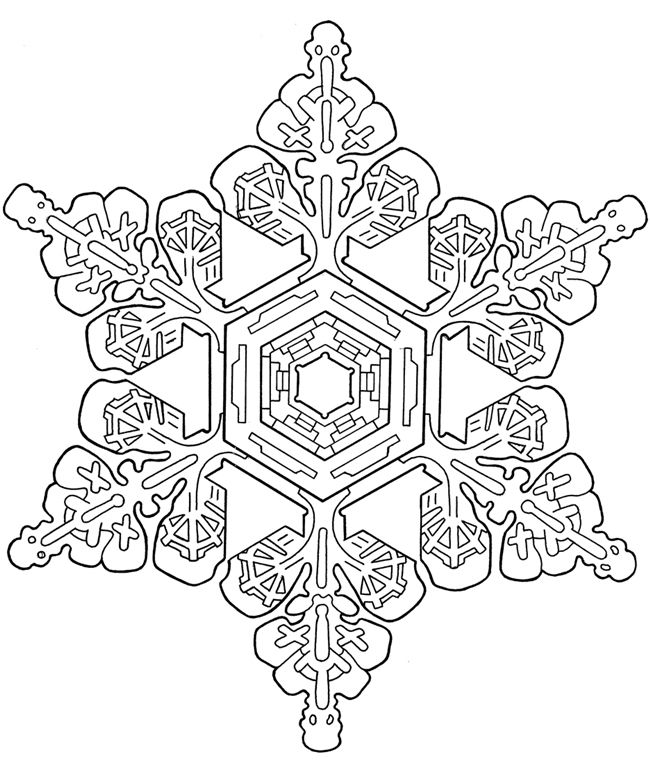 1000 images about snowflakes on pinterest coloring pages