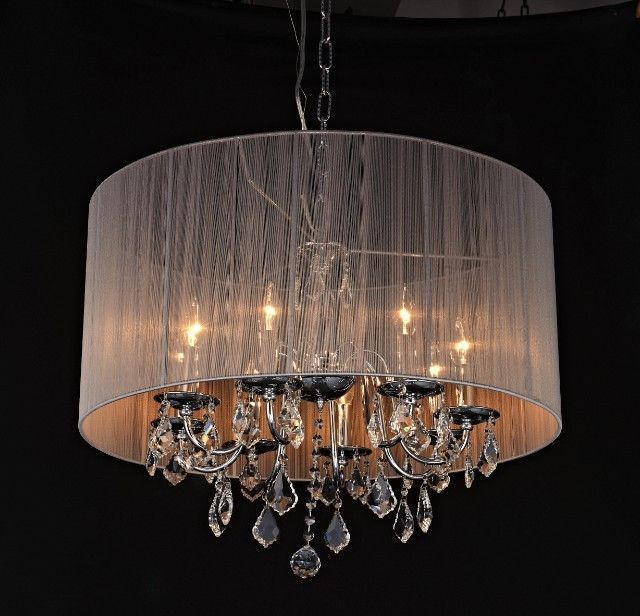 Tomia Crystal Chandeliers L 1430 08 012 Chrome Bohemian Sydney Contemporary Chandelier
