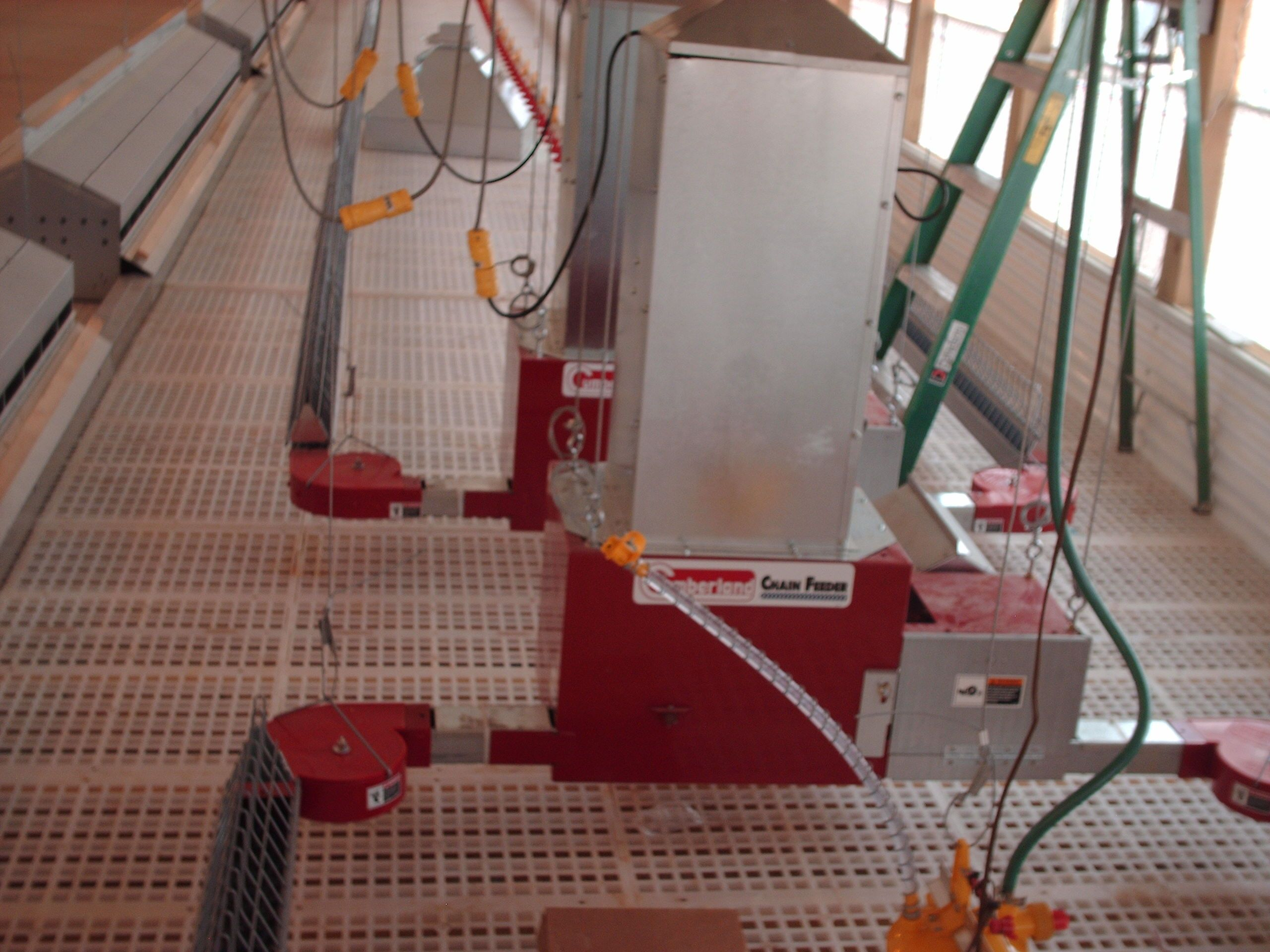 These Cumberland Single line Chain Feeders have just been