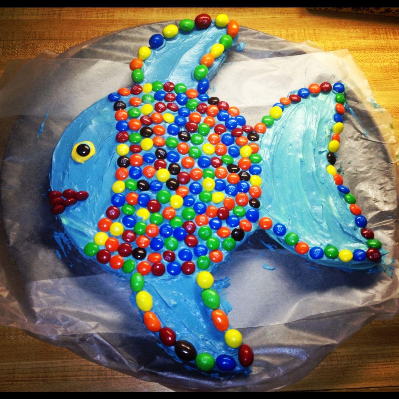 Best 25 Fish Birthday Cakes Ideas