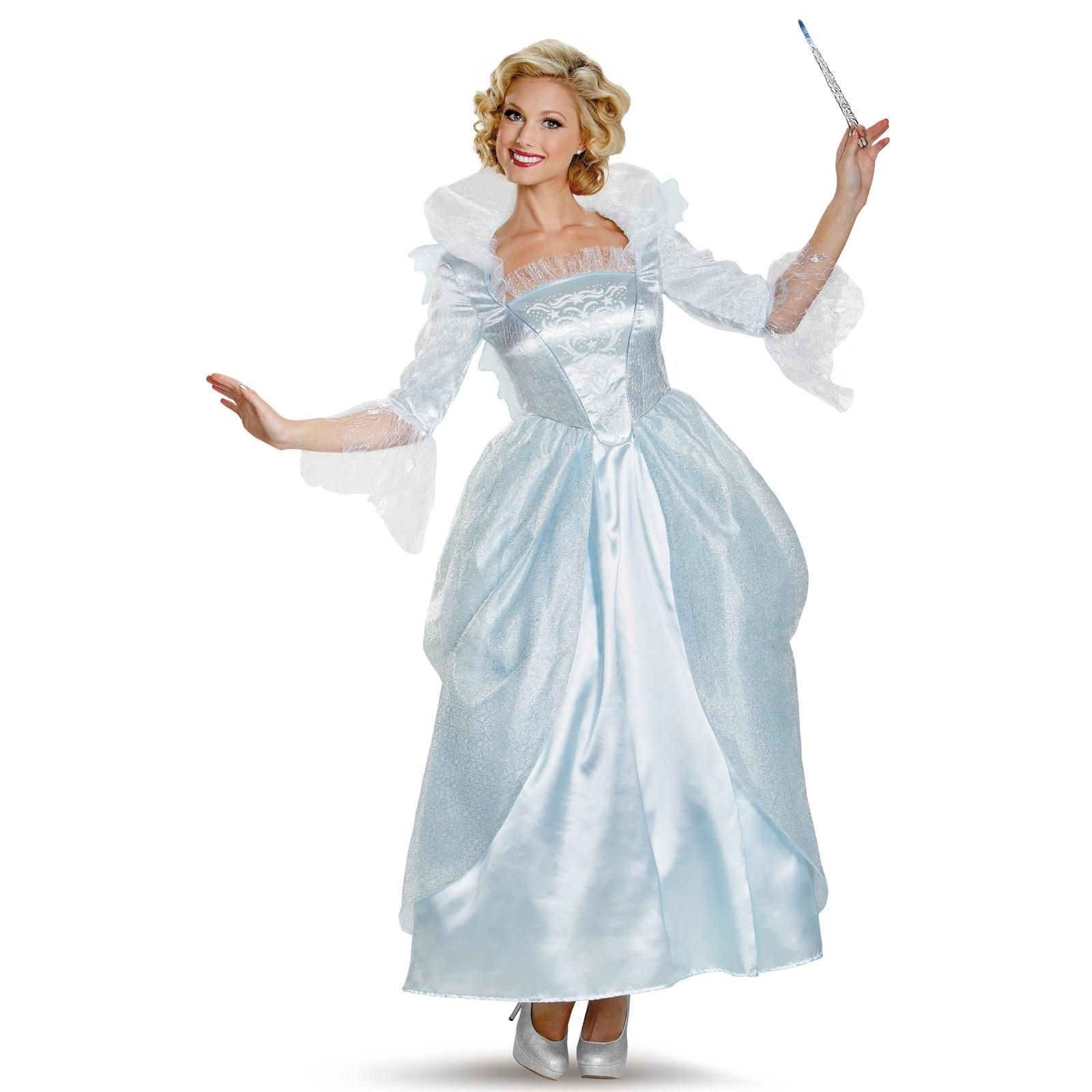 Disney Cinderella Movie Prestige Plus Size Fairy
