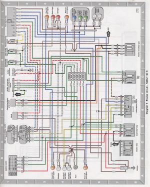 Bmw r1150r electrical wiring diagram #6 | Bmw | Pinterest