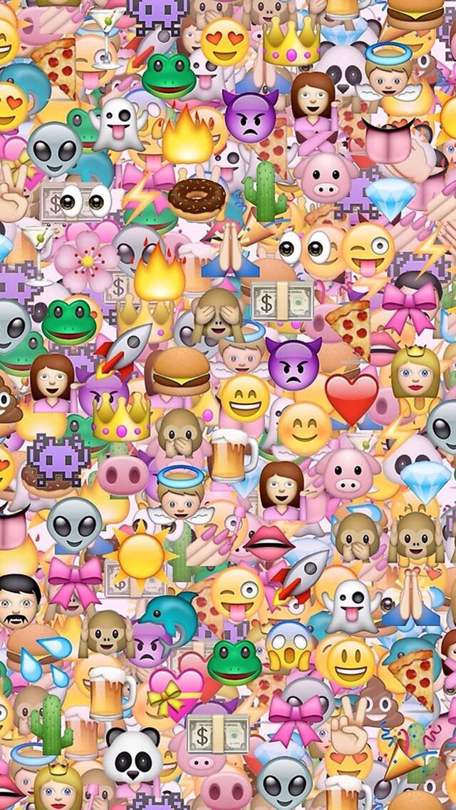 Emoji art Emoji Future Lingo Pinterest Wallpaper