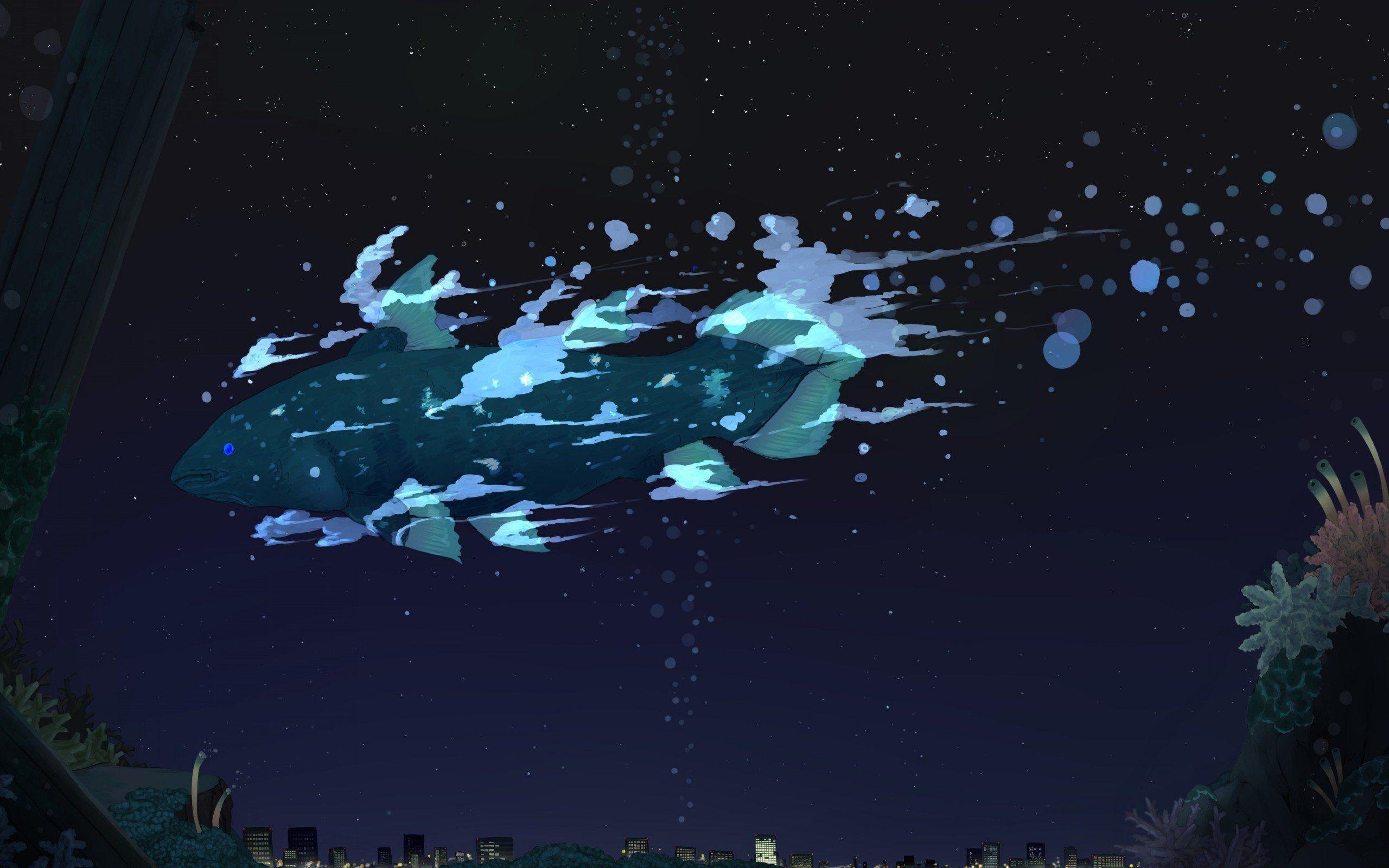 underwater iphone mermaid city wallpaper full hd | wallpapers 4k