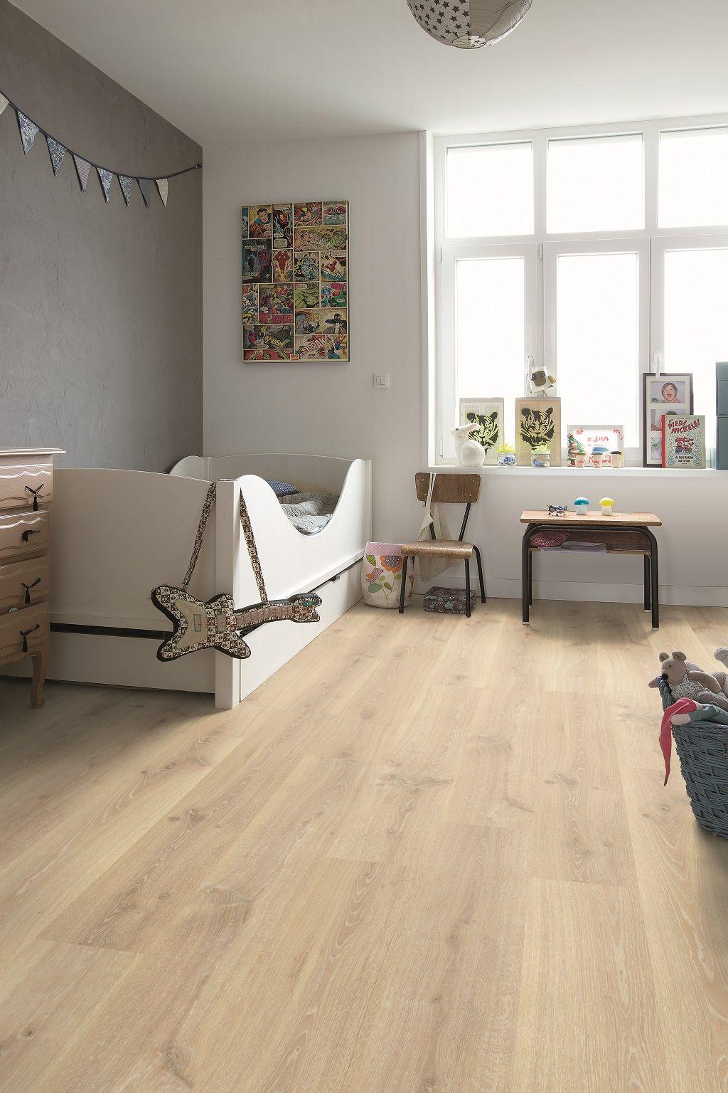 QuickStep Laminate Flooring Creo 'Tennessee oak light