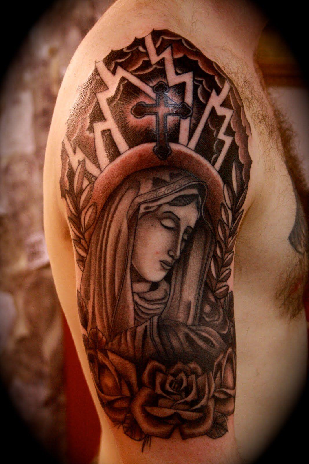 Best Christian Tattoos Religious Tattoos Designs, Ideas