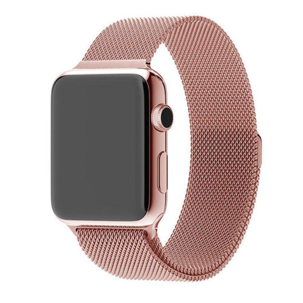 38MM Rose Gold! Apple Watch Band,Teslasz® 38mm