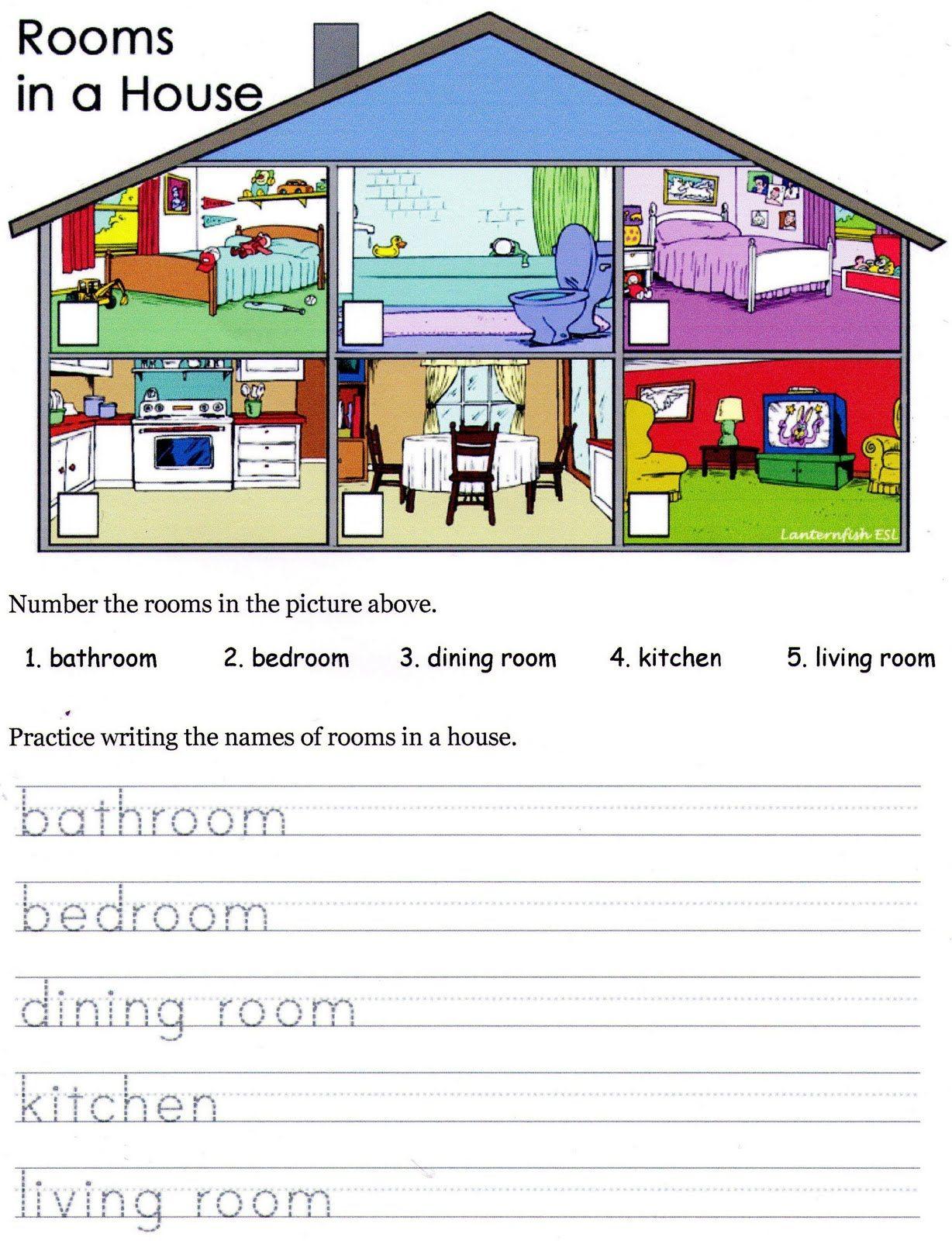 Joinin Speakup Teachernick The House Song And Worksheet