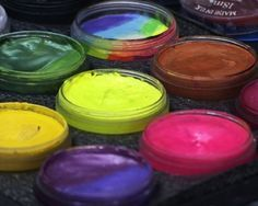 Homemade Face Paint Recipes For Home Made