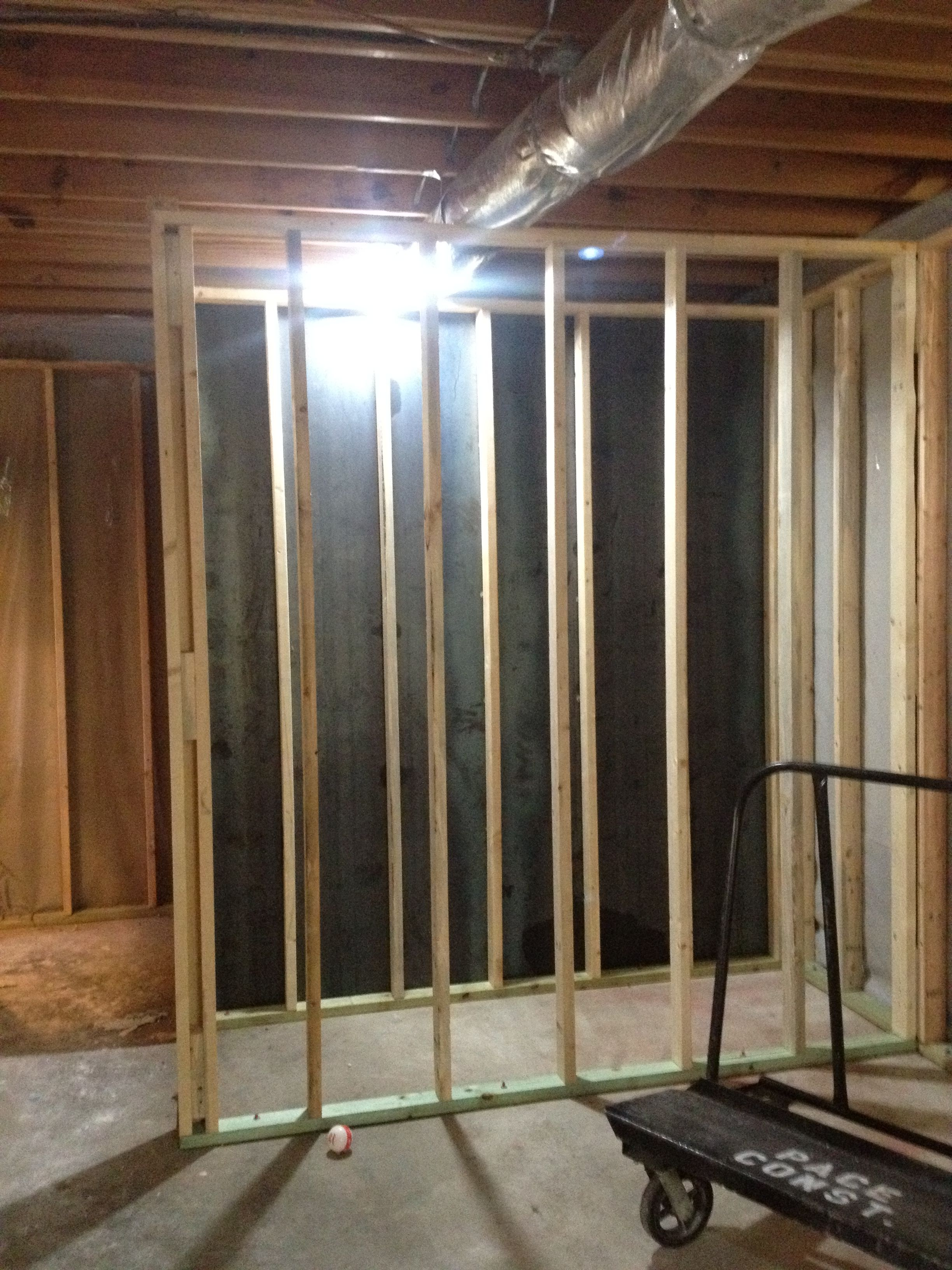 Best Kitchen Gallery: During The Framing Stage The Bathroom Wall Was Reinforced With 1 4 of Shipping Container Storm Shelter on rachelxblog.com