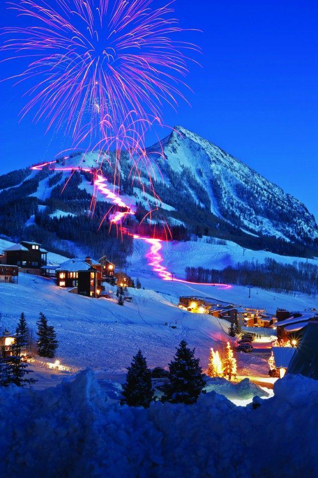 Best Destinations for Christmas Travel Aspen, Colorado