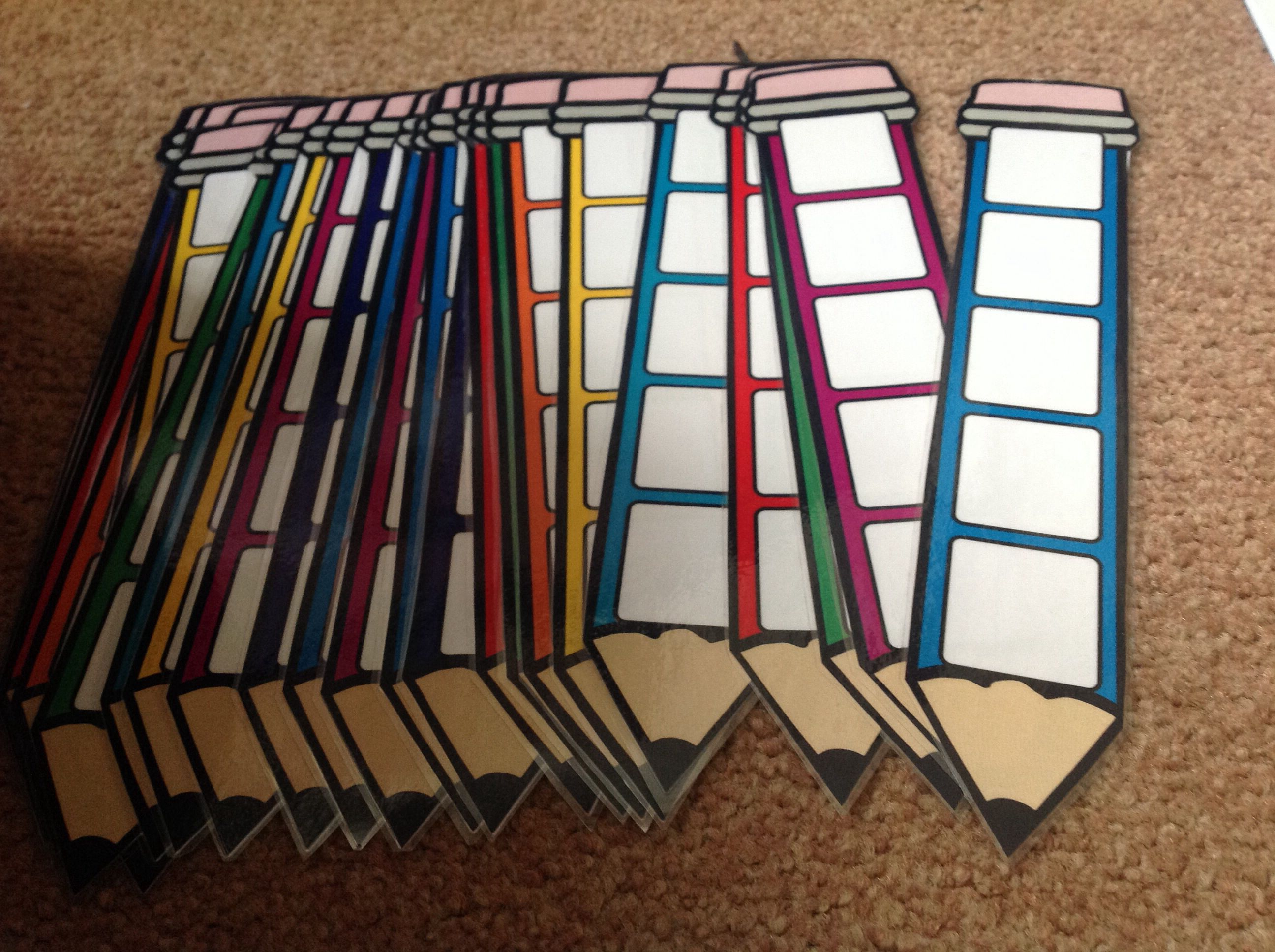Target Pencils For Literacy Will Be Used In Year 1 But Could Be Adapted For Any Year Group