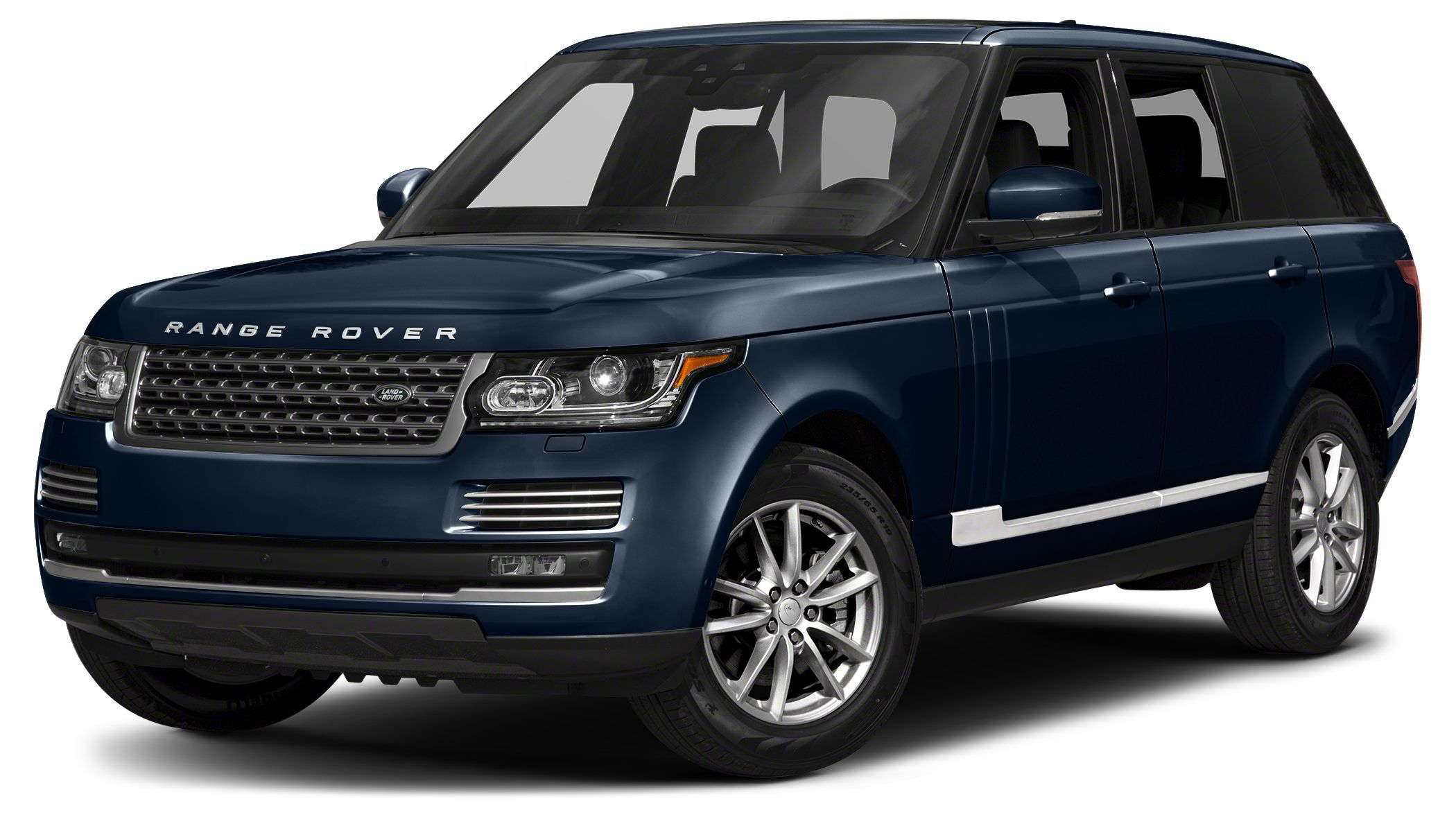 New 2017 Land Rover Range Rover 3 0L Supercharged HSE for sale at