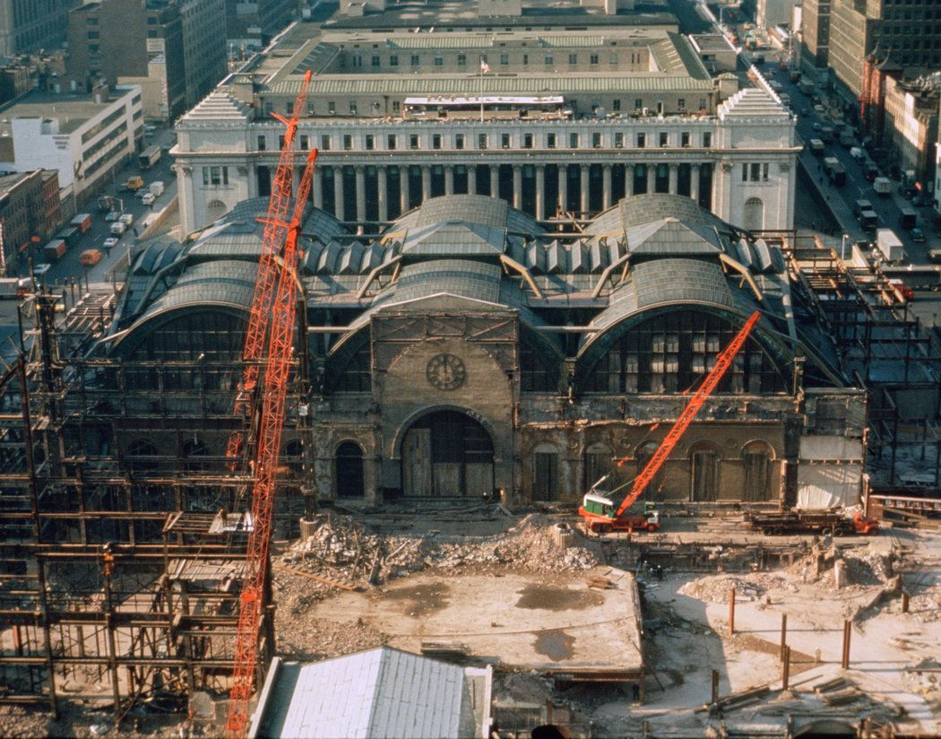 Penn Station A Place That Once Made Travelers Feel Important