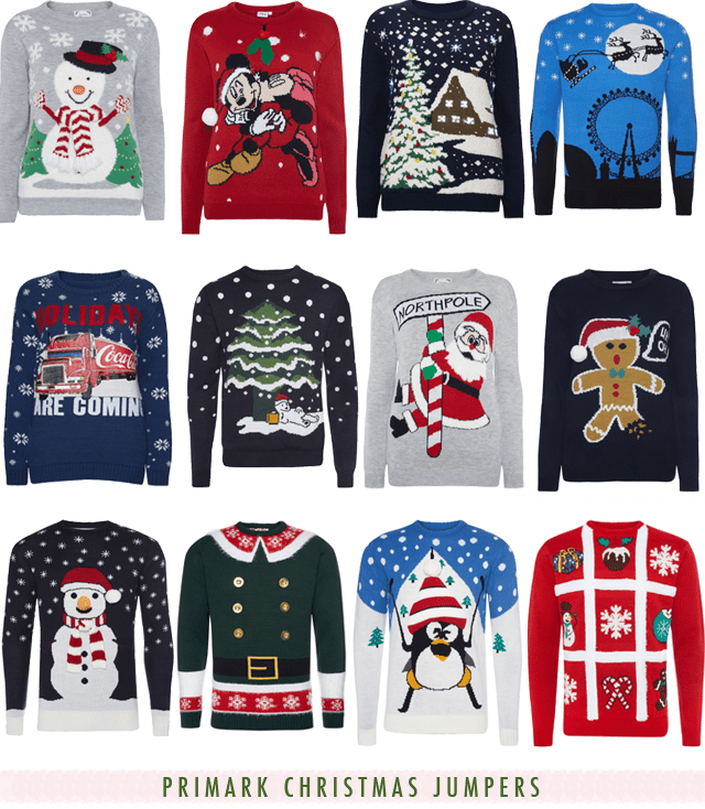 Primark Christmas Jumpers Christmas jumpers, Primark and