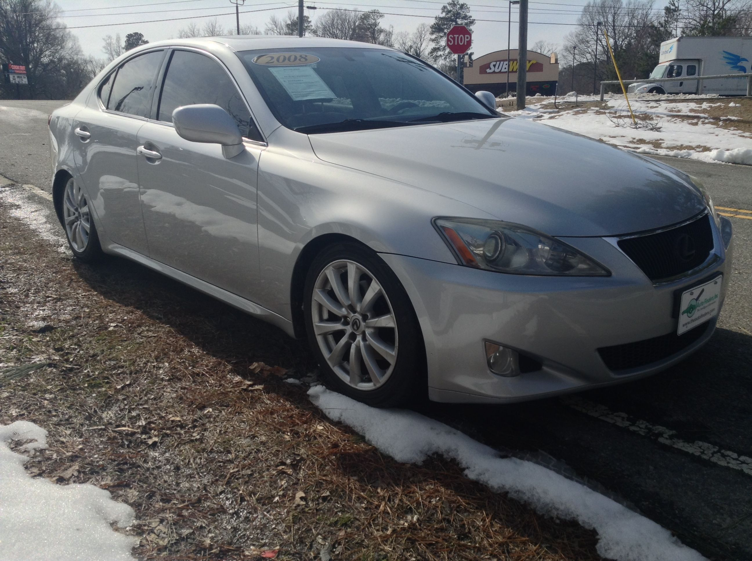 Used 2008 Lexus IS 250 For Sale Durham NC