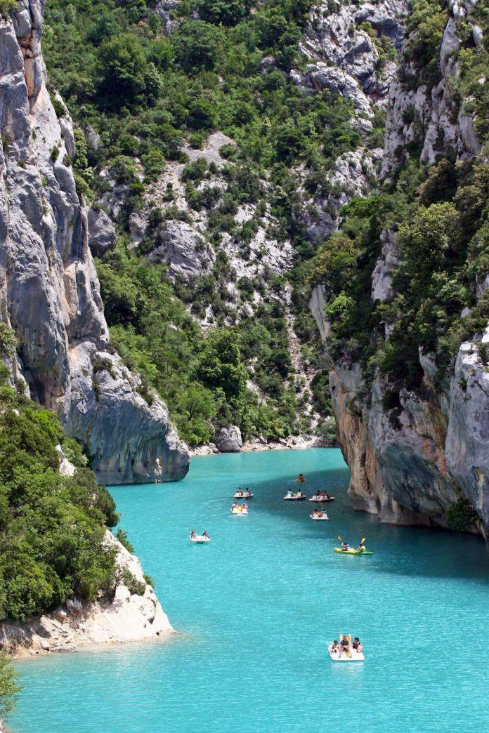 Αποτέλεσμα εικόνας για lac de sainte-croix