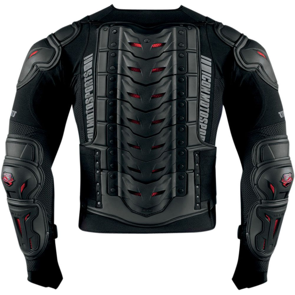 Icon Stryker Rig Men's Field Armor Motorbike & Cia