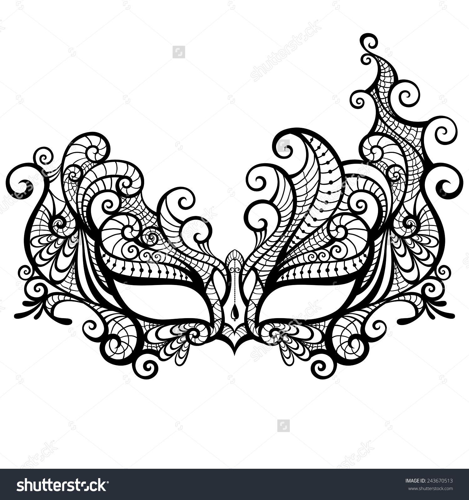 Pin by Valkiria on Mascaras Pinterest Lace masquerade