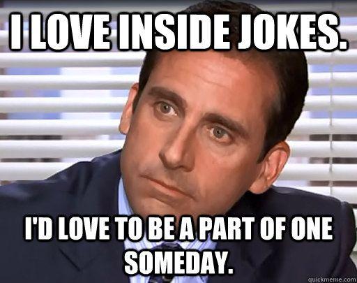 michael scott encrypt inside jokes