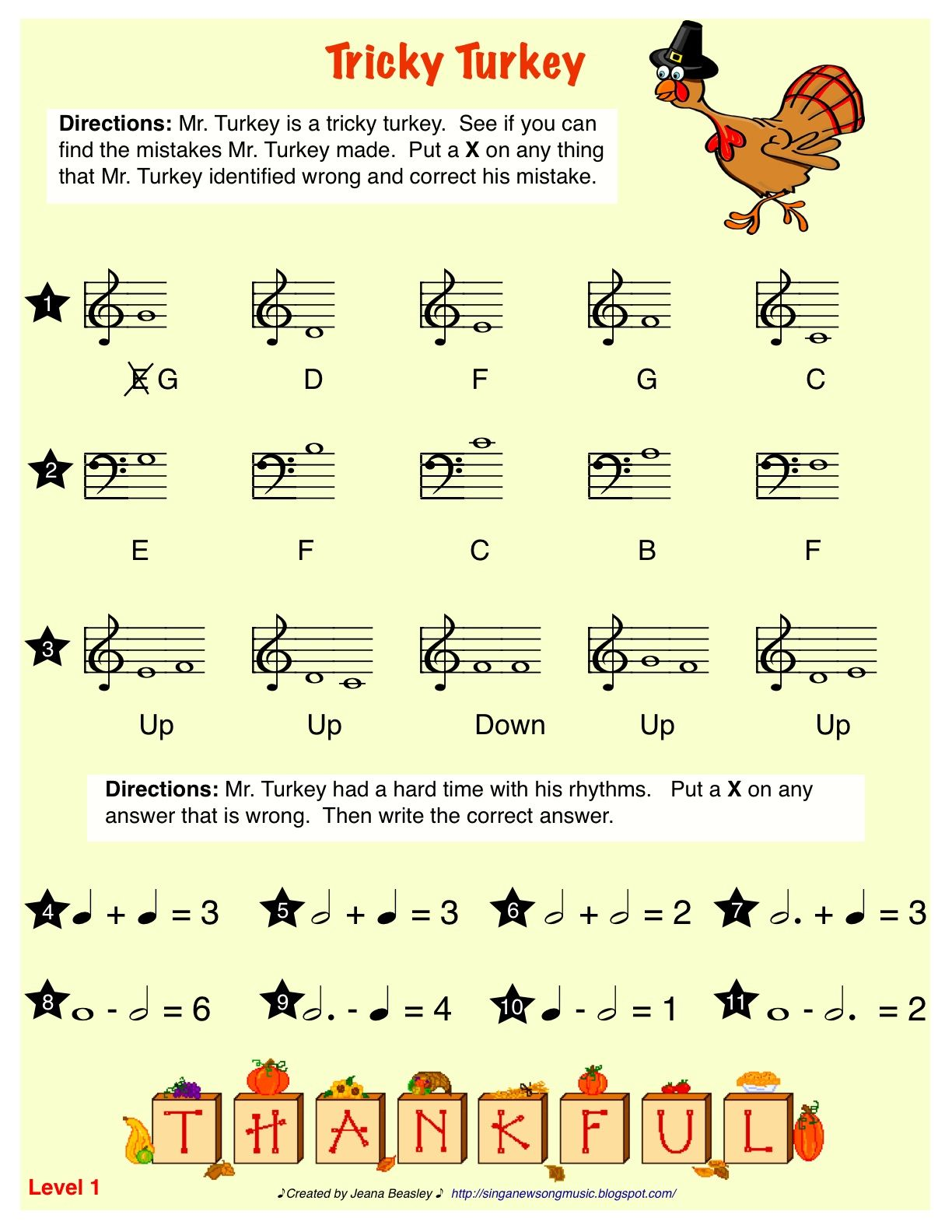 Awesome Blog With Tons Of Activities And Printables Sing