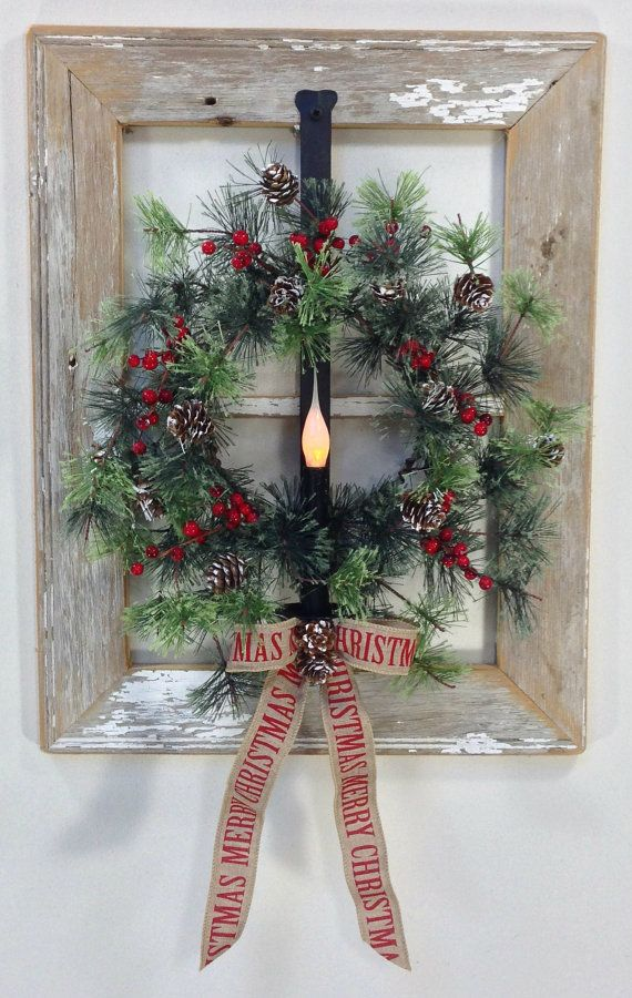 Christmas Wreath Holiday Wreath Winter by