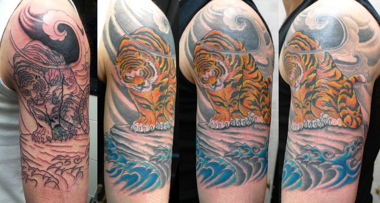 Tattoo Cover Up Sleeve Best 3D Tattoo Ideas Pinterest