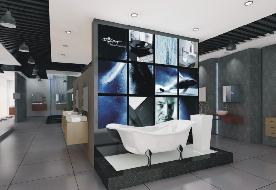 sanitary ware showroom design - google search | sanitary showroom