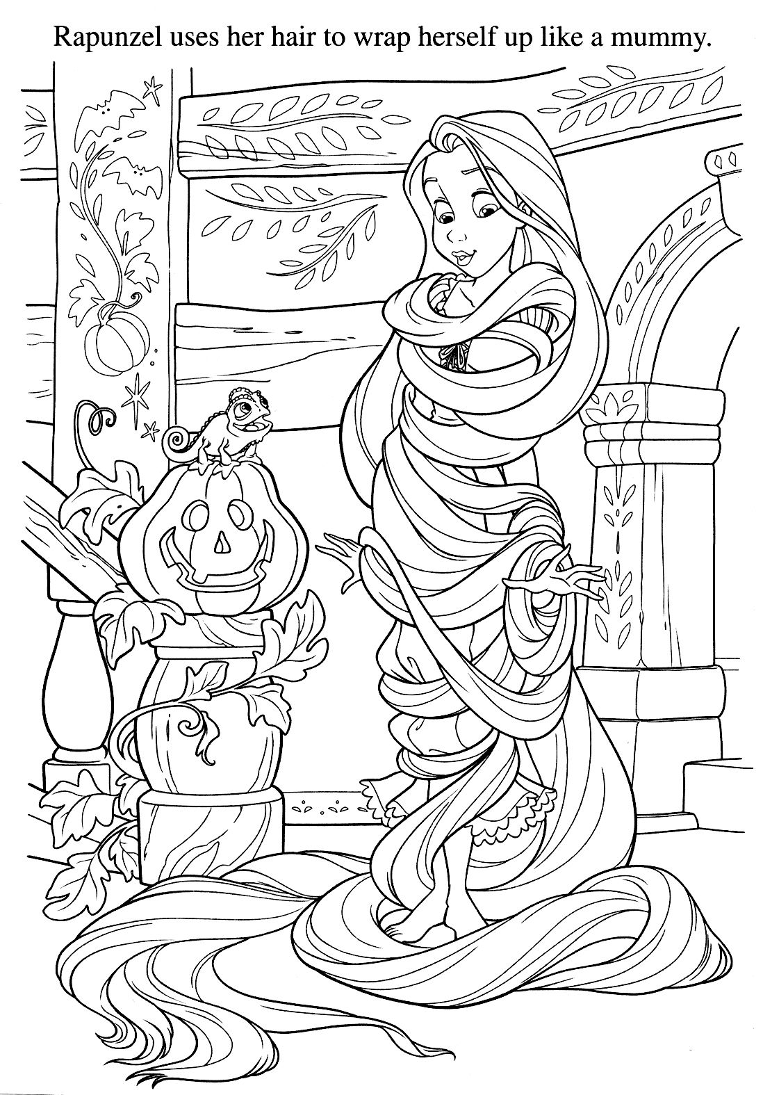 Disney Coloring Pages Coloring Book Breakd0wn