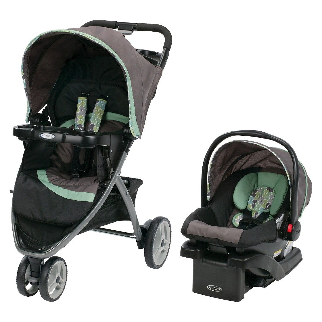 Graco Pace Click Connect Travel System Ottawa 7 best