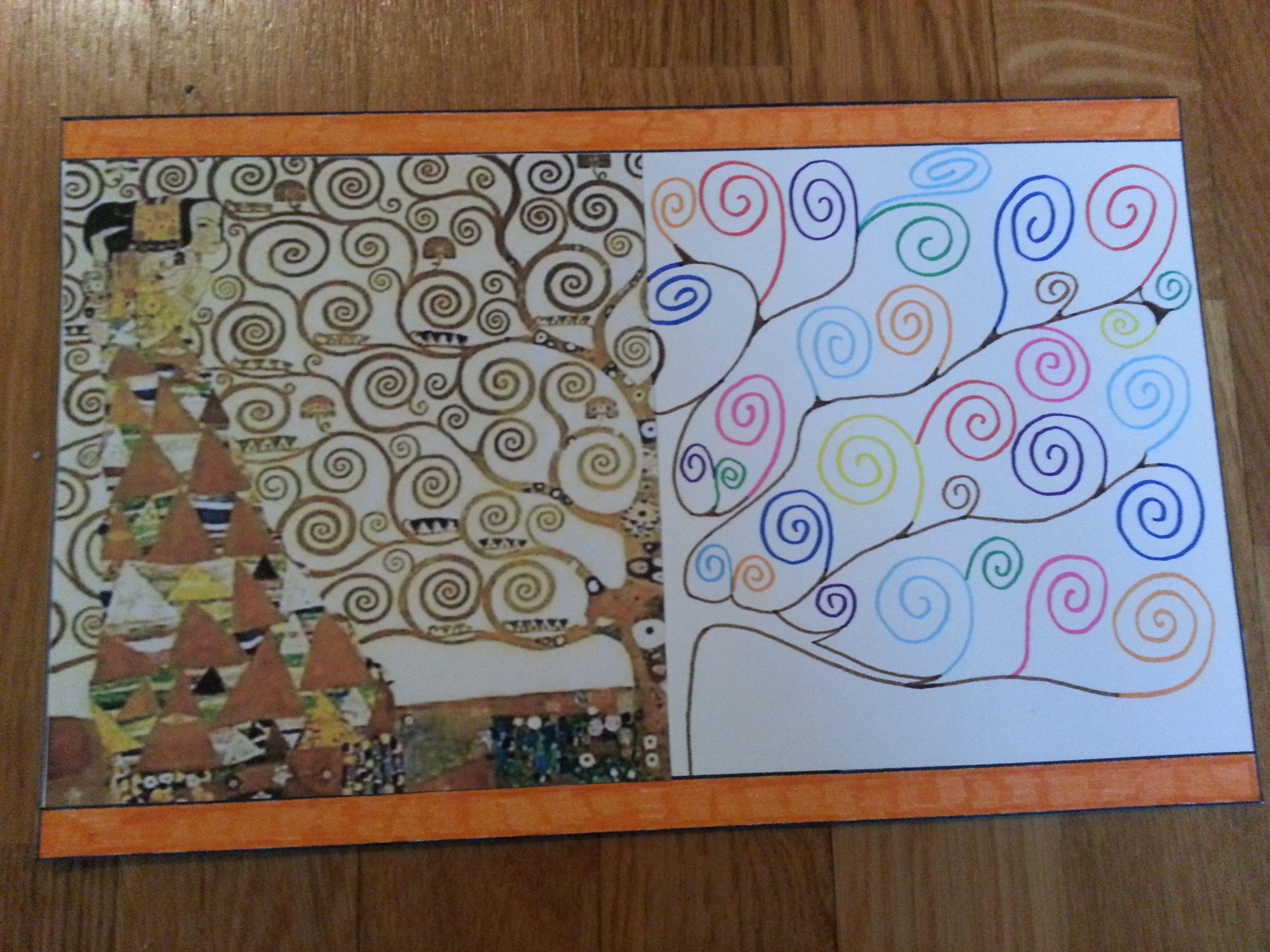 L Arbre De Vie Klimt